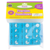 Teacher Created Resources, Foam Fraction Dominoes, 1.87 x 1 Inch, 28 Pieces, Grades 1-5
