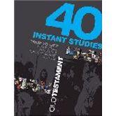True to Life: 40 Instant Studies: Old Testament