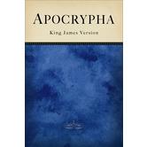KJV Apocrypha, Paperback