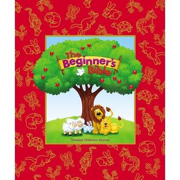 The Beginner's Bible: Gift Edition, by Zonderkidz, Hardcover