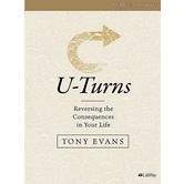 U-Turns Leader Kit, by Tony Evans, Kit