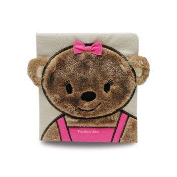 Tiny Bear's Bible: Pink, by Sally Lloyd-Jones and Igor Oleynikov, Board Book