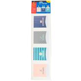Creative Teaching Press, Calm and Cool Class Jobs Mini Bulletin Board Set, 51 Pieces