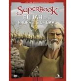 Superbook, Elijah and the Prophets of Baal, DVD