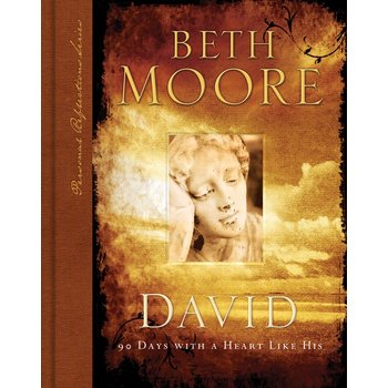 David: 90 Days with a Heart Like His, by Beth Moore