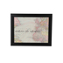 Embrace the Adventure Framed Map, Black Frame, 18 1/2 x 14 1/2 inches