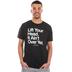Future Shirts, tobyMac, Lift Your Head, Men's Short Sleeve T-Shirt, Black, Small