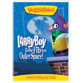 VeggieTales, LarryBoy and the Fib from Outer Space: A Lesson in Telling the Truth, DVD