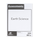 BJU Press, Earth Science Assessments, 5th Edition, Paperback, Grade 8