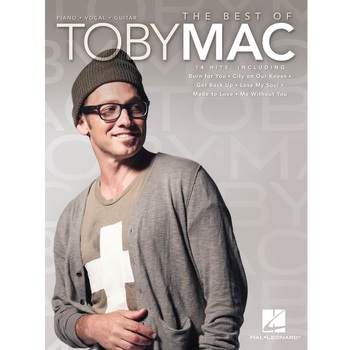 The Best of tobyMac, by tobyMac, Songbook