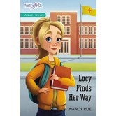 FaithGirlz: A Lucy Novel, Lucy Finds Her Way, by Nancy N. Rue