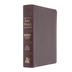 NASB Hebrew-Greek Key Word Study Bible, Bonded Leather, Burgundy