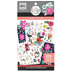MAMBI, The Happy Planner ®, Flowers Classic Value Sticker Pack, 30 sheets, 372 stickers
