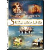 5 Inspiring Films From The Kendrick Brothers, DVD