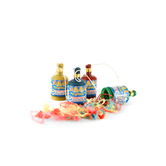 AFW, Party Poppers, 1 x 2 Inches, Assorted Colors, Pack of 12