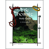 Progeny Press, The Hobbit Student Study Guide, Paperback, 69 Pages, Grades 8-12