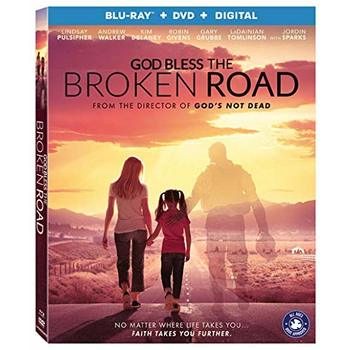 God Bless the Broken Road, Blu-ray