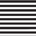 Teacher Created Resources, Better Than Paper Bulletin Board Roll, Black and White Stripes, 4 x 12-Foot Roll