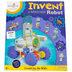 Creativity for Kids, Invent a Motorized Robot Kit, Over 100 Pieces, Ages 8 and up