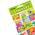 Eureka, You Can Toucan Motivational Stickers, 1.37 x 1 Inch, Multi-colored, Pack of 120
