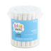 Bright Ideas, Chalk Tub, White, 3 Inches, 40 Count