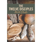 The Twelve Disciples Bible Study, Rose Visual Bible Studies, by Rose Publishing, Paperback
