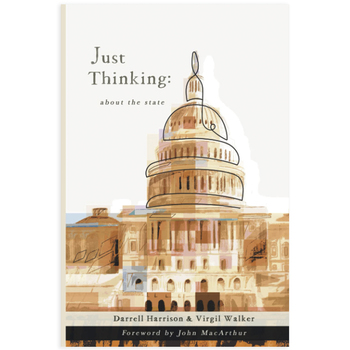 Just Thinking about the State, by Darrell Harrison & Virgil Walker