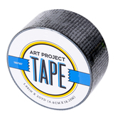 Black Art Project Tape, 1 7/8 inches x 20 yards, 1 Roll