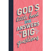 Gods Little Book of Answers to Big Questions, by Amy E. Mason, Hardcover