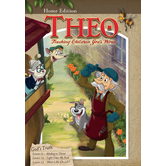 Theo: God's Truth, Volume 4, Home Edition, DVD