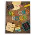 Renewing Minds, School Fun Record Book, Spiral, Multi-Colored