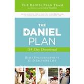 The Daniel Plan 365-Day Devotional, by The Daniel Plan Team
