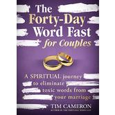 The Forty-Day Word Fast for Couples, by Tim Cameron, Paperback
