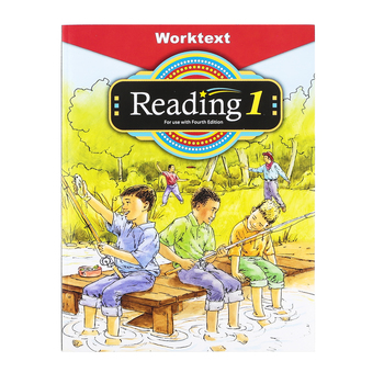 BJU Press, Reading 1 Student Worktext (4th Edition)