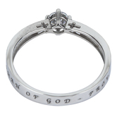 Spirit & Truth, Proverbs 31, Woman of God Majesty, Women's Ring, Stainless Steel, Sizes 5-9
