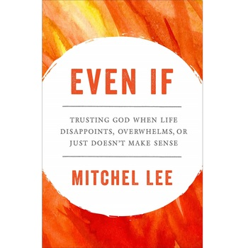 Pre-buy, Even If, by Mitchel Lee, Paperback
