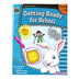 Ready-Set-Learn Activity Book: Getting Ready for School, 64 Pages, Grades PreK-K