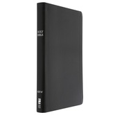 NIV Large Print Thinline Bible with Tabs, Imitation Leather, Multiple Colors