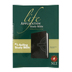 NLT Life Application Study Bible, Personal Size, Duo-Tone, Black Celtic Cross