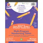 Handwriting Tablet - Grade 3
