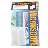 McDonald Publishing, The Microscope Colossal Poster, 22 x 68 Inches, Grades 4-9