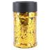 Tree House Studio, Jumbo Glitter, Gold, 1/10, 4 ounces