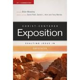 Exalting Jesus in Leviticus, by Allan Moseley