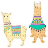Beistle, Llama Cutouts, 9-13 1/4 Inches, 6 Designs, 6 Pieces