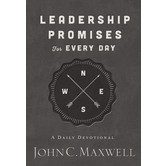 Leadership Promises For Every Day: A Daily Devotional, by John C. Maxwell