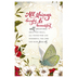 Salt & Light, All Things Bright and Beautiful Church Bulletins, 8 1/2 x 11 inches Flat, 100 Count