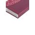 RVR 1960 Spanish Study Bible for Women, Imitation Leather, Burgundy