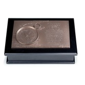 Trust In The Lord - Compass Sculpture Box