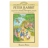Peter Rabbit & 11 Other Favorites by Beatrix Potter, Paperback, Grades PreK and up