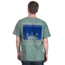 for KING & COUNTRY, God Only Knows, Men's Short Sleeved T-Shirt, Jade, Small